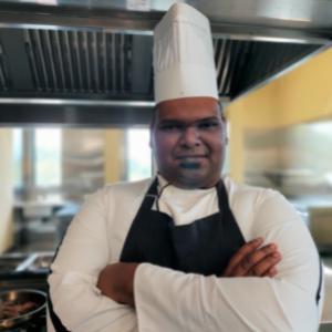 Chef Rajeev TAPSEE